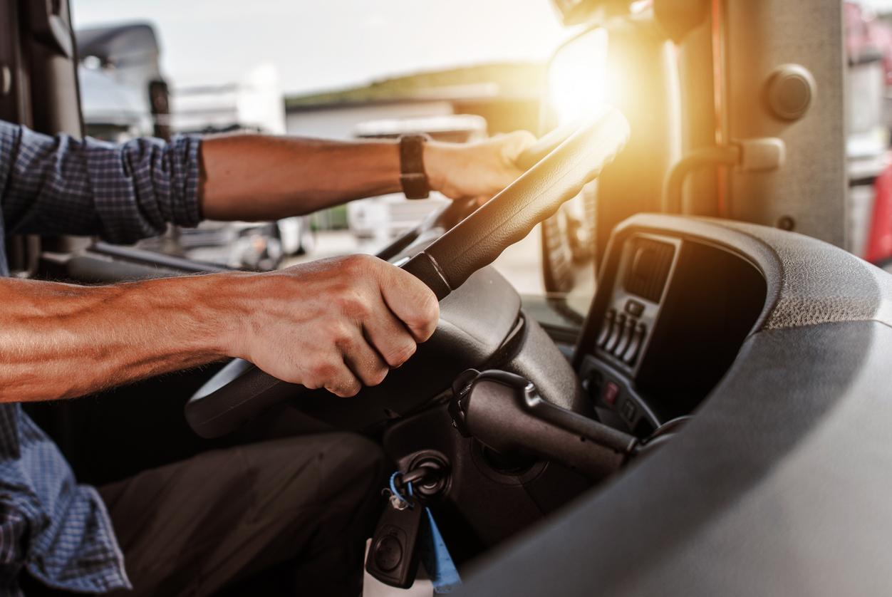 CDL Commercial Driver - LGV driving Career