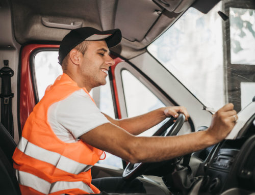 What to expect from truck driving lessons