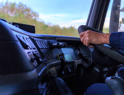 How you can become a Class 2 HGV driver