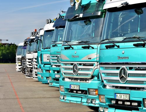 What are the different types of lorries?